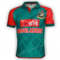Bangladesh Cricket Team Jersey  2016 (Robi)