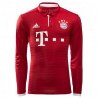 Bayern Munich Full Sleeve Home Jersey 2016-17