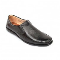 Men's Leather Loafer Shoes FFS137