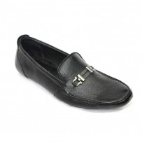 Men's Leather Loafer Shoes FFS141