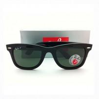 Ray-Ban Polarized Sunglasses RB 2140 901/58 50-22 WAYFARER Black