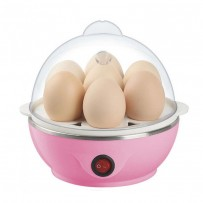Electric Egg Boiler Pink