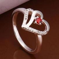 Red Love Finger Ring HCL202
