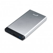 Genius Universal Portable Battery ECO-u1027 Silver