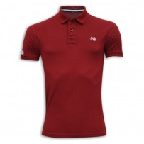 Polo Shirt YG01P Maroon