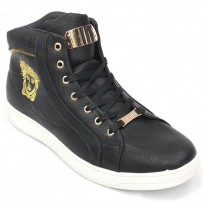 Stylish Men's Faux Leather Converse FFS212