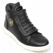 Stylish Men's Faux Leather Converse FFS215