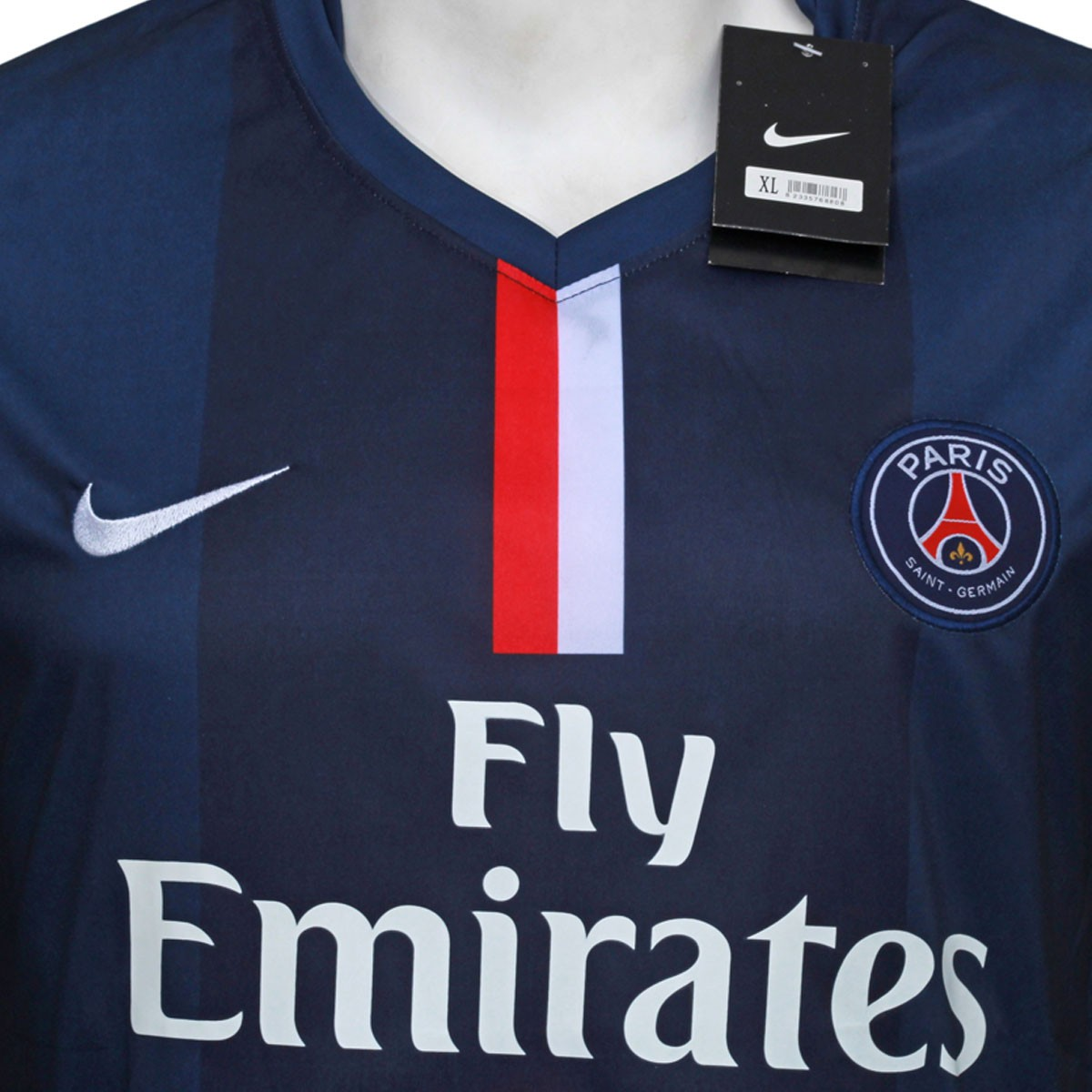... Paris Saint Germany Home Shirt 2014 - 2015 lightbox moreview ... a2dd41952