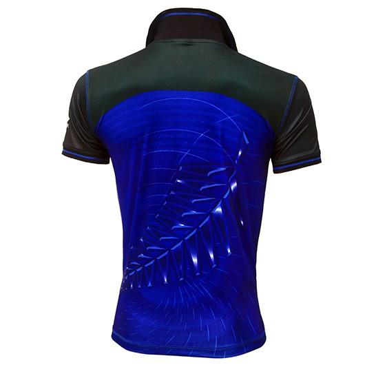 Icc Cricket World Cup 2015 New Zealand Team Jersey