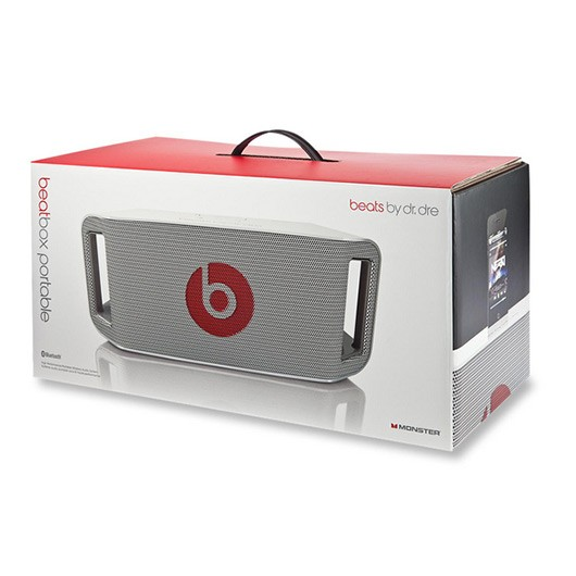 Beats By Dr Dre Beat Box Portable Big Size