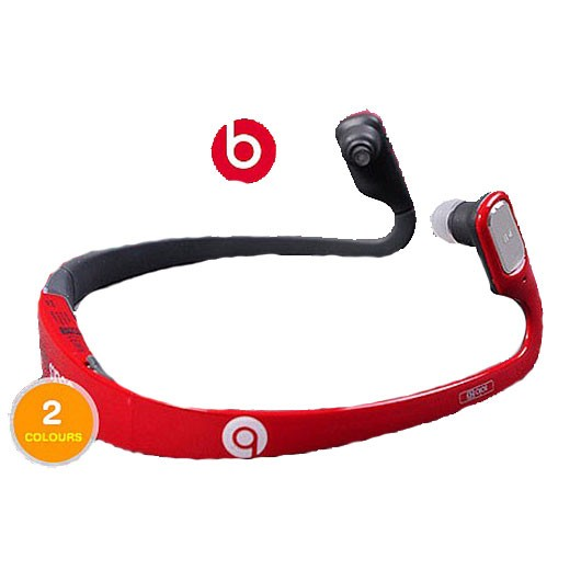 Beats sports earbuds - BeeWi BBH100 - headset Overview