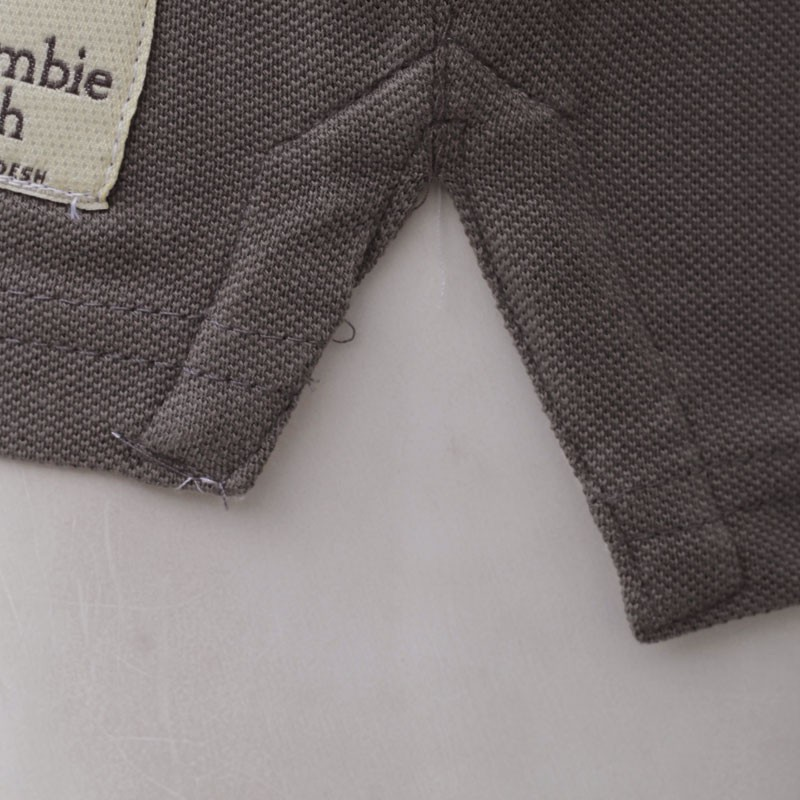 09f1428f Abercrombie & Fitch Polo Shirt SB07P Dust lightbox moreview ...