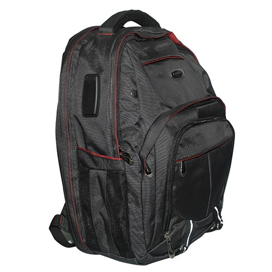 Power In Eavas Backpack 5176 Red Border