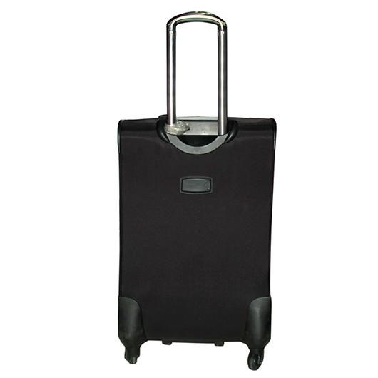 Fashion Durable Leaves King Trolley Travel Bag