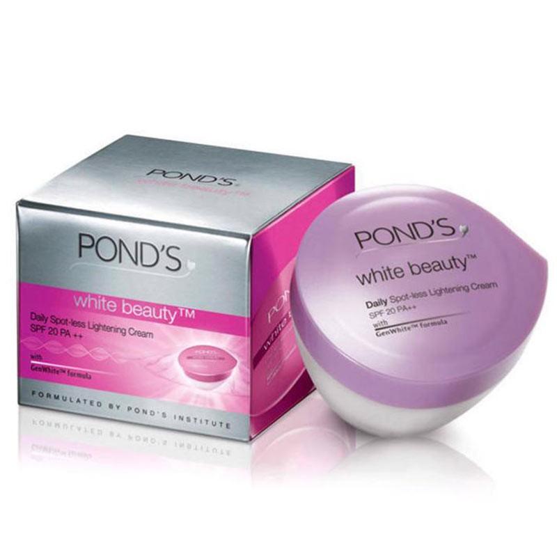 Pond S White Beauty Lightening Cream 50 Gm Shoppersbd