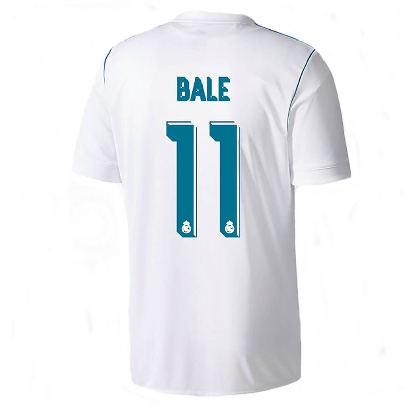 ... Real Madrid Half Sleeve Home Jersey 2017-18 lightbox moreview 20665dcf5